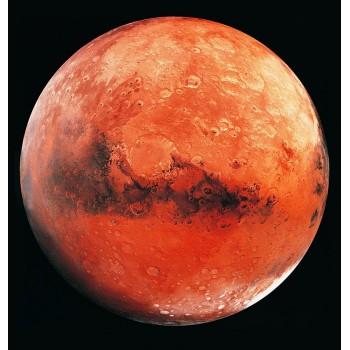 Η επιφάνεια του πλανήτη Άρη μέσα από μία εικόνα ανάλυσης 1,8 δισεκατομμυρίων pixel.
