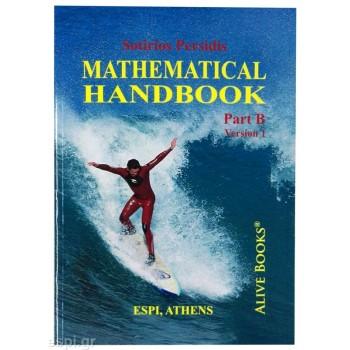 Mathematical Handbook Part B